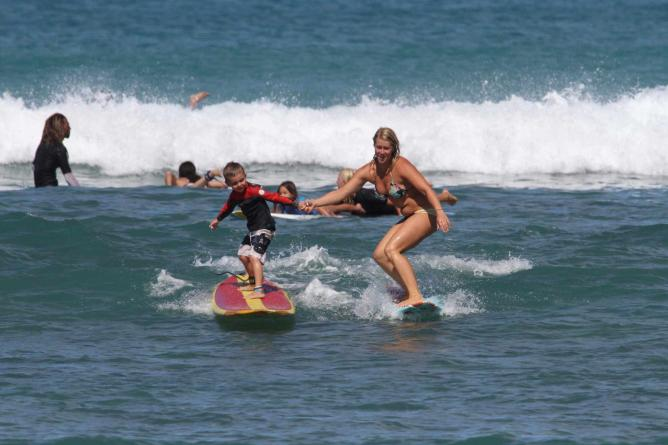 The Best Surf Spots in Honolulu, Hawaii