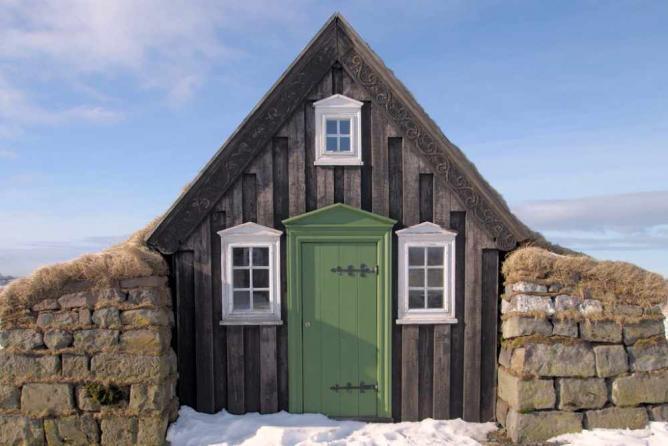 Árbæjarsafn open air museum | ©ÞorsteinnV.Jónsson/Flickr