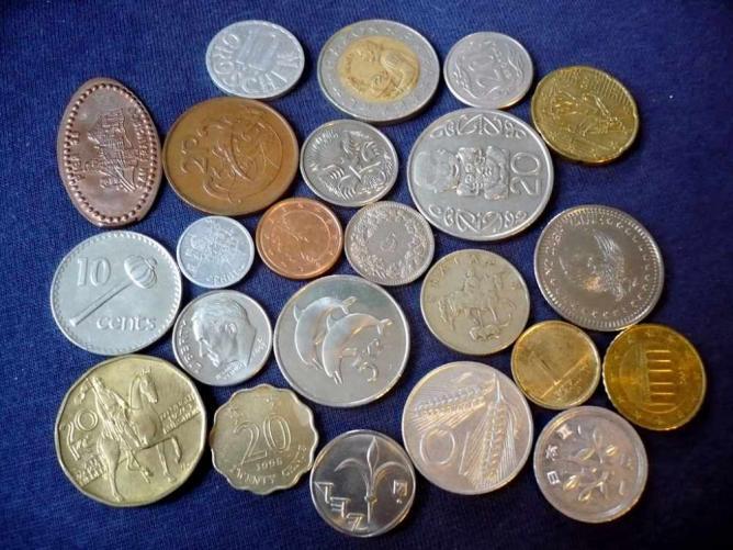 Coins | ©Sarah/Flickr