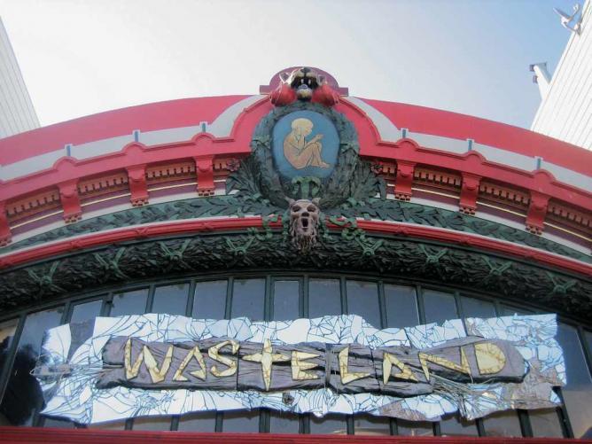 Wasteland | ©Gliuoo/FlickrCommons