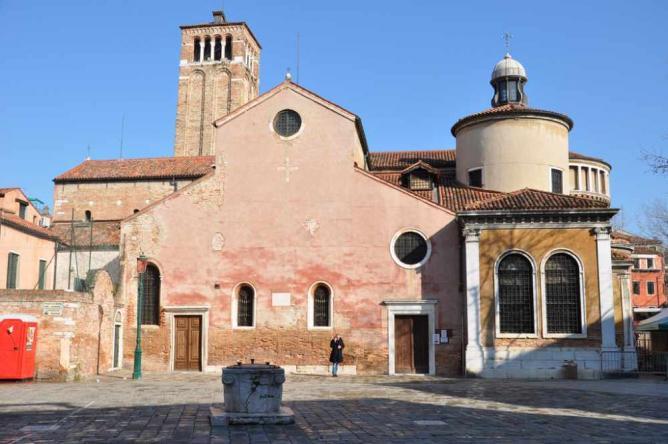 San Giacomo dall'Orio | ©VeniceWiki/Flickr