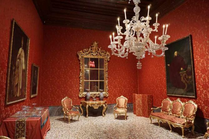 Palazzo Mocenigo | ©RomainMoisescot/Flickr