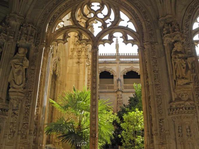 Monasterio de San Juan de los Reyes | ©amaianos/Flickr