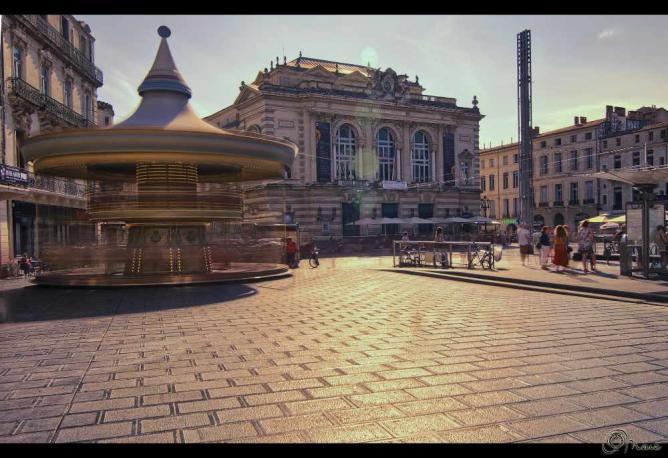 Place de la Comédie | ©MarcMeynadier/Flickr