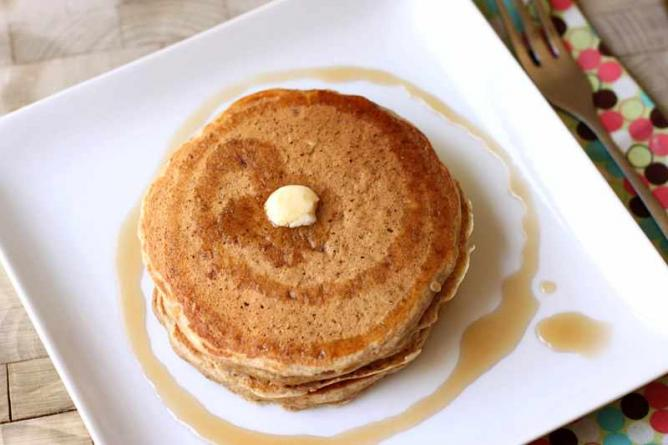 Buttermilk Pancakes | © Emily Carlin/Flickr