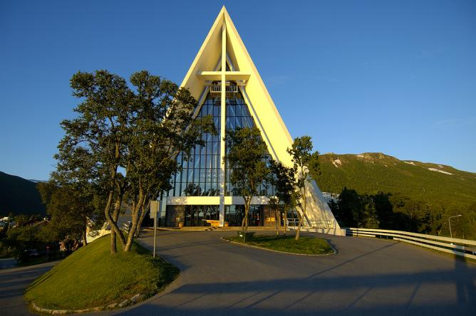 Arctic Cathedral © The Municipality of Tromso/Flickr