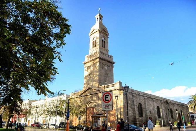 La Serena Cathedral Ⓒ Reydigital/WikiCommons