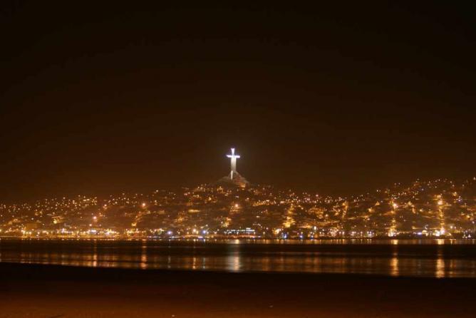 Cruz del Tercer Milenio Ⓒ ChileFoto/Flickr