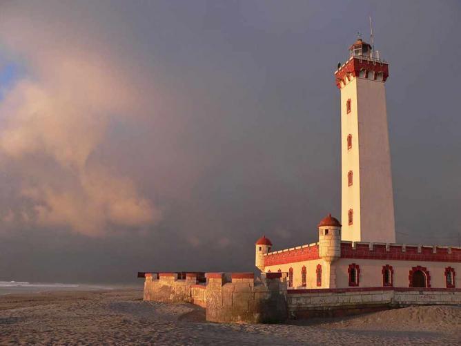 La Serena lighthouse Ⓒ Alfonso Claps/WikiCommons