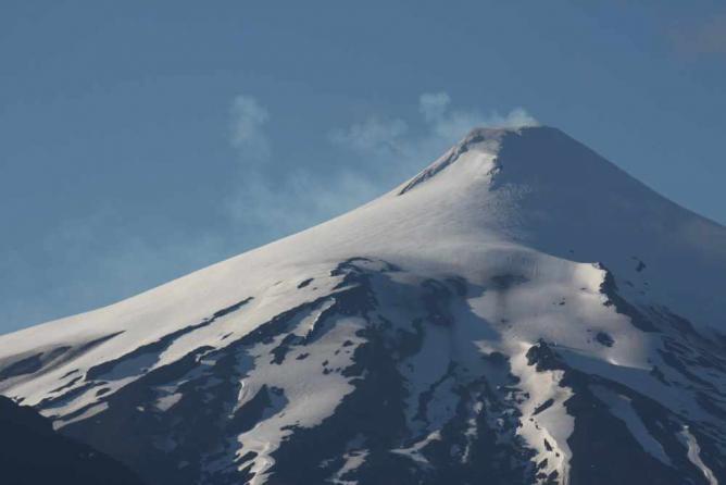 Volcán Villarrica Ⓒ Paul Campbell/Flickr