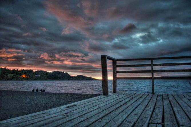 Playa Negra, Pucón Ⓒ Carlos Adampol Galindo/Flickr