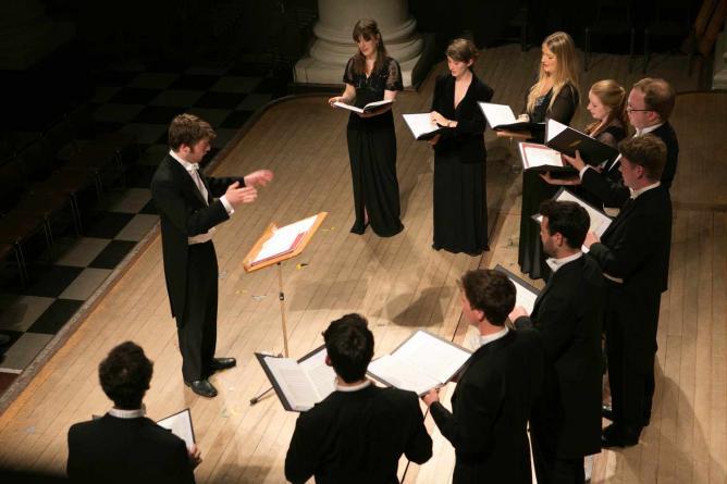 2014 London International A Cappella Choir Competition   © Matthew Andrews