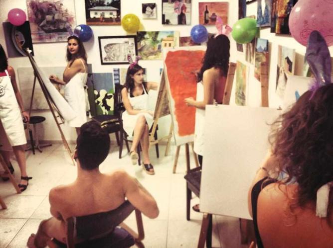 Tel Aviv Art Studio | © Tel Aviv Art Studio