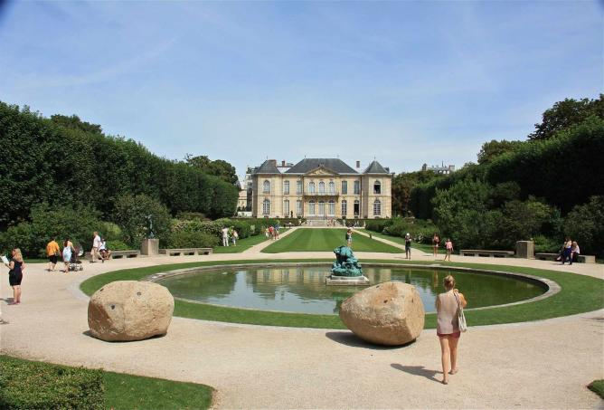 Rodin Museum Sculpture Garden   © smilla4 /Flickr