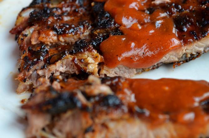 BBQ Pork Ribs l © Eric Sonstroem/Flickr
