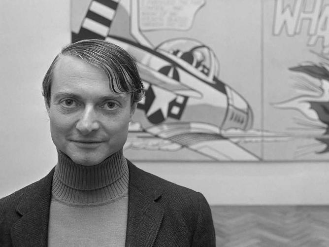 Roy Lichtenstein | © Nationaal Archief/Wikicommons