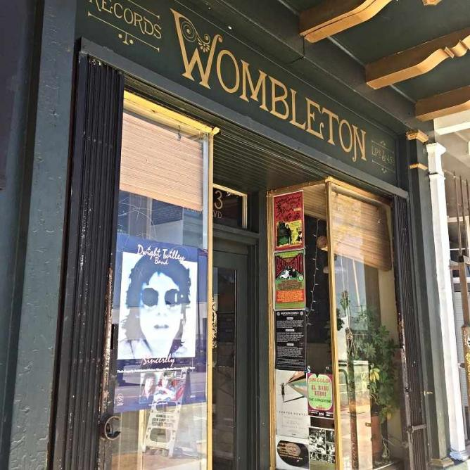 Wombleton Records | © Alex Ceja