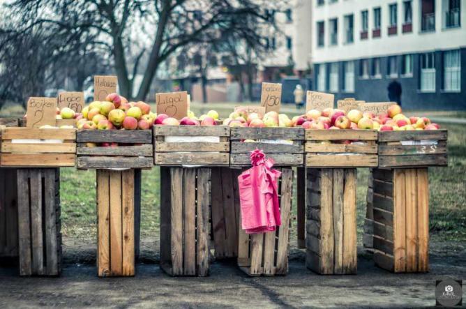 A fruit market   © Kamil Leczkowski/Flickr