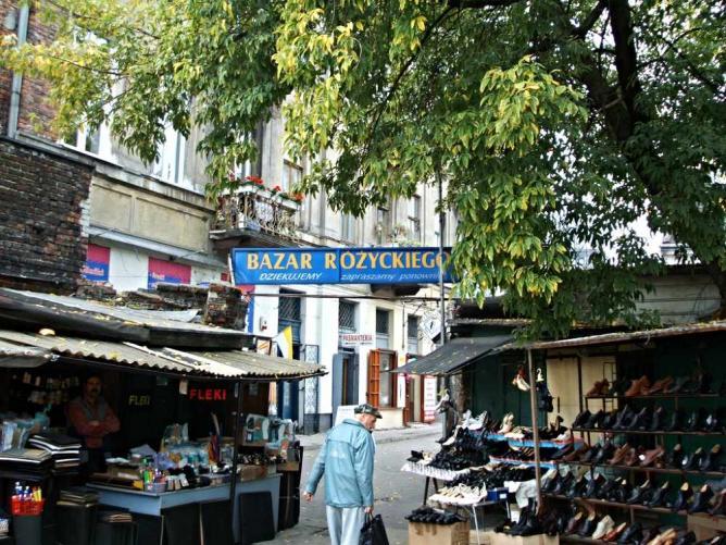 Bazar Różyckiego   © Monika/Flickr