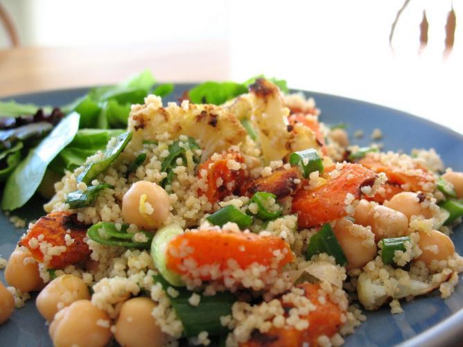 Vegetable couscous | © Scatteredmom/Flickr