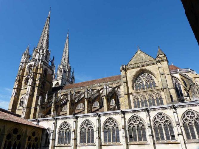 Sainte-Marie Cathédrale | © Cinoworus/WikiCommons