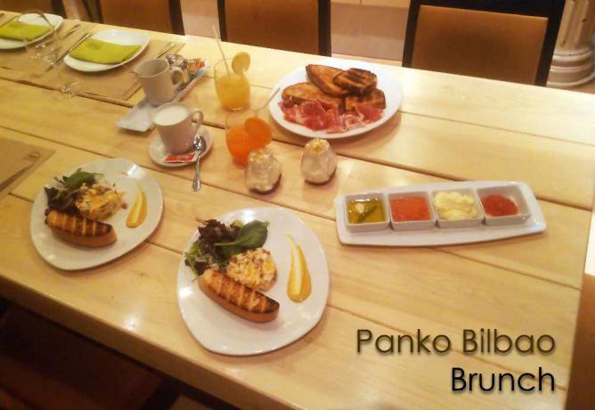 Brunch at Panko | Courtesy of Panko