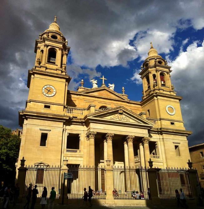 Catedral de Pamplona | © Yiorsito/WikiCommons