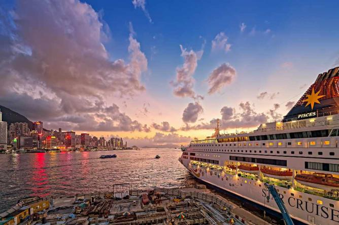 Tsim Sha Tsui © johnlsl/Flickr