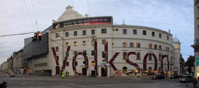 Volksoper exterior | © Crazyviews EOS 50D / Flickr