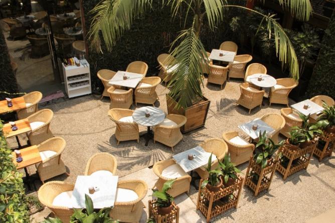 Café Toscano | Courtesy of Café Toscano