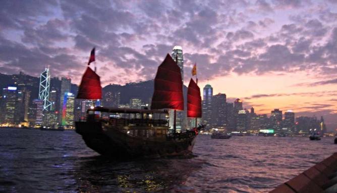 Tsim Sha Tsui © Wendy/Flickr