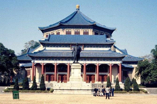 Sun Yat Sen Memorial Hall © kattebelletje/Flickr