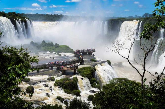 Iguazú National Park © Deni Williams/Flickr