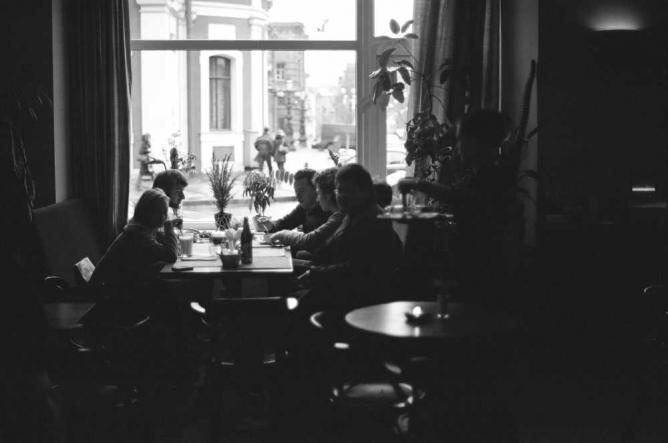 Botanika Kafe © Eugene Luchinin/Flickr