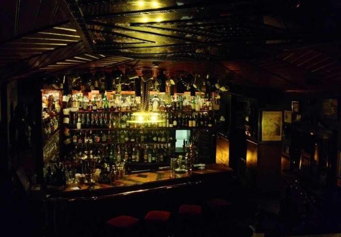 Image courtesy of Foxtrot Bar