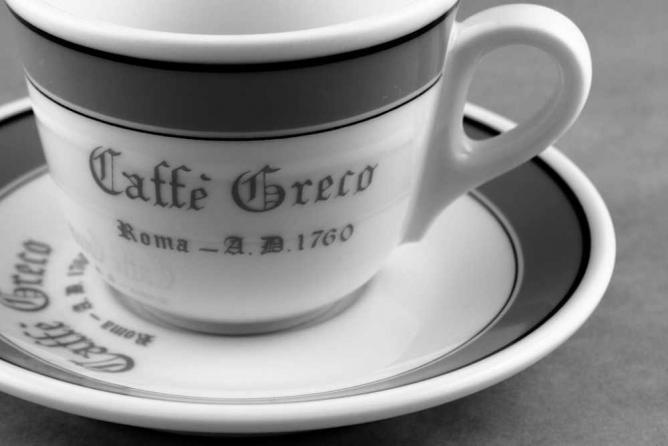 Caffè Greco | © davharuk/Flickr