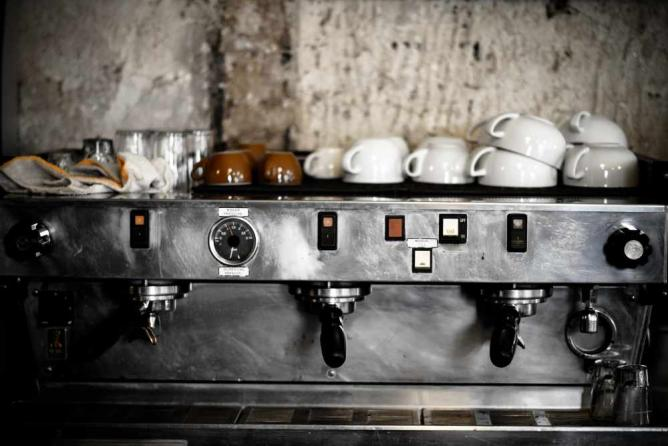 The Caffeine Genie | © Raymond Bryson/Flickr