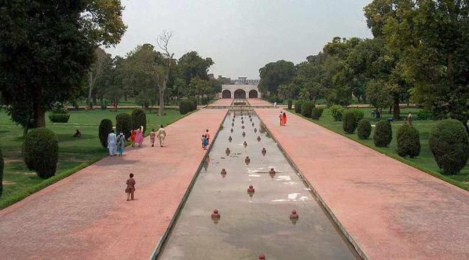 Shalamar Gardens