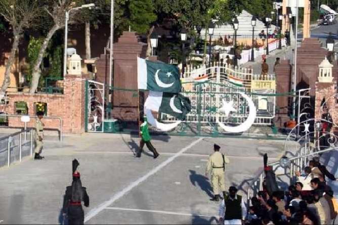 Lahore Wagah Border