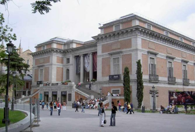 Museo del Prado | © Larry Wentzel/WikiCommons