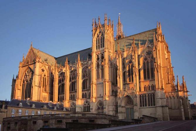 Metz Cathedral | © Romanodi/WikiCommons