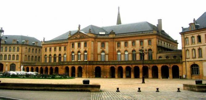 Metz Theatre | © Andreas Praefcke/WikiCommons
