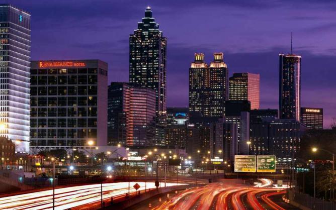 The Best Cocktail Bars In Atlanta Georgia
