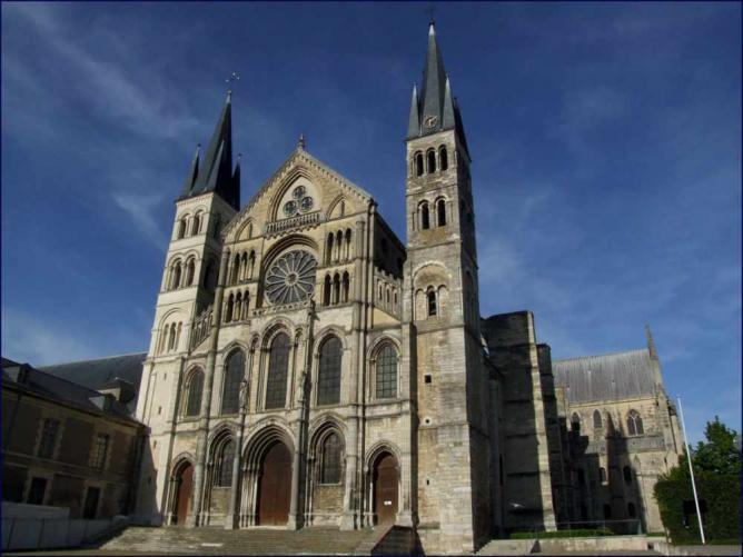 Basilique St-Rémi | © Mattana - Mattis/Wikicommons