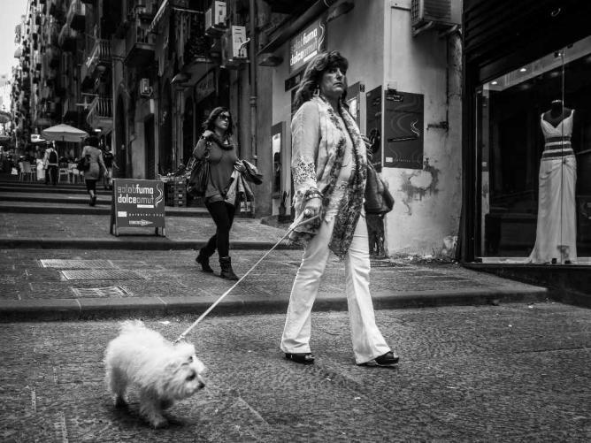 Fashion in Naples