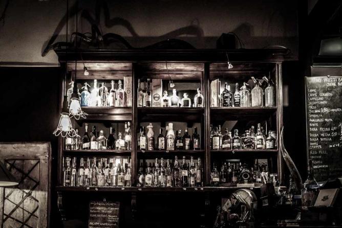 Pub in Italy