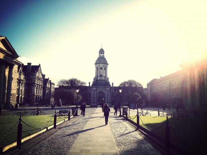 Trinity College. Timm Schoof / Flickr