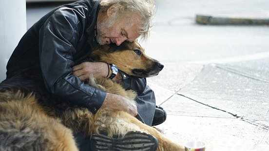 Pets Of The Homeless | Courtesy of Dan Lee