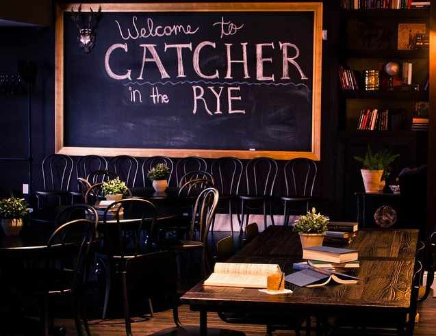 Catcher in the Rye Open-Mic Night | ©catcherintheryebar