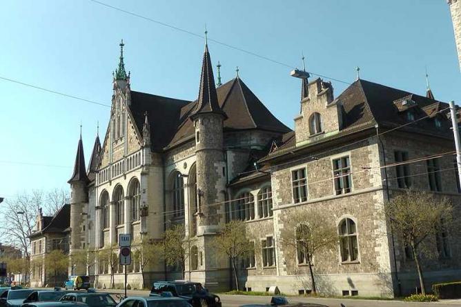 Swiss National Museum | © PersianDutchNetwork/WikiCommons